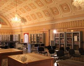 """""""Facciamo Luce sulla Cultura"""". Illuminazione LED nella Biblioteca Comunale di Martina Franca"""