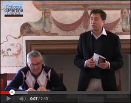 Colloqui di Martina Franca 2014 – Conferenza stampa di presentazione