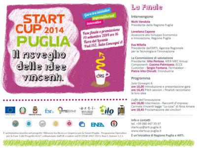 Start Cup. Il risveglio delle idee vincenti