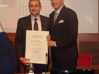 Premio Testimonianza di Nuove Proposte  a Carmelo Marangi